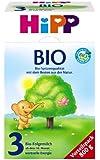 Hipp 3 Milchnahrung Bio, 4er Pack (4 x 800 g) - Bio