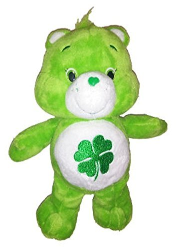 Care Bears Beans Good Luck Plush (Lucky Care Bear compare prices)