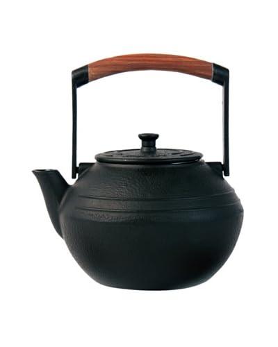 BergHOFF Neo 0.9-Qt. Cast Iron Teapot, Black