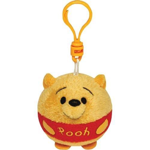 Ty Beanie Ballz Winnie the Pooh - Bear Clip - 1