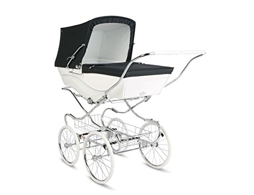 Silver-Cross-Kensington-Pram-White-Navy