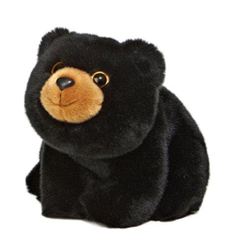 Aurora-World-Black-Bear-10-Plush
