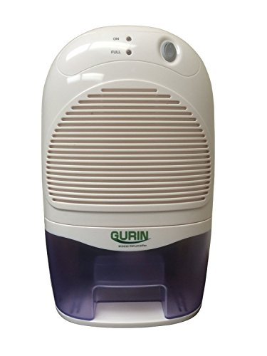 Gurin Dhmd-310 Mid Size Electric Dehumidifier With 1500Ml Tank