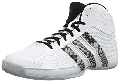 adidas Commander TD 4 Mens Basketball sneakers / Shoes - White - SIZE US 9.5