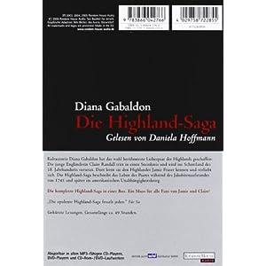 Die Highland-Saga: Band 1 bis 6 - Feuer und Stein, Die geliehene Zeit, Ferne Ufer, Der Ruf