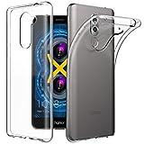 #6: Kaira Silicon Transparent TPU cover for Huawei Honor 6X