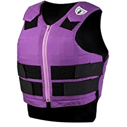 Tipperary Ride-Lite Vest Youth Small Black