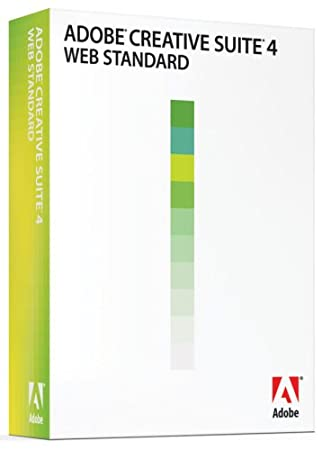 Adobe Creative Suite 4 Web Standard Upsell from Dreamweaver/Flash [Old Version]