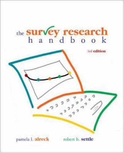 The Survey Research Handbook, Third Edition