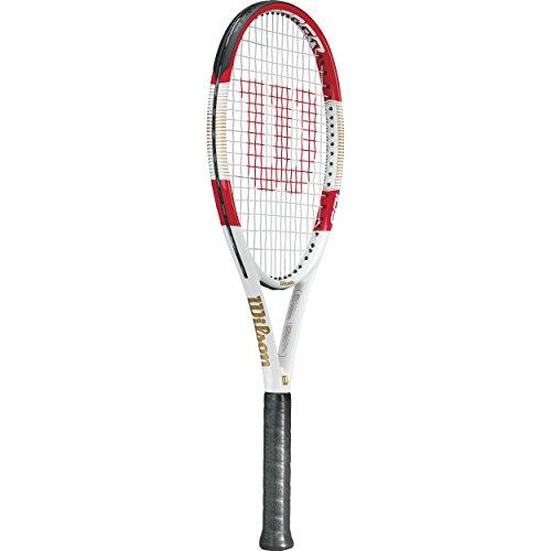 Wilson Federer Tour 105 Racchetta da Tennis Adulto incordata, G3 = 4 3/8