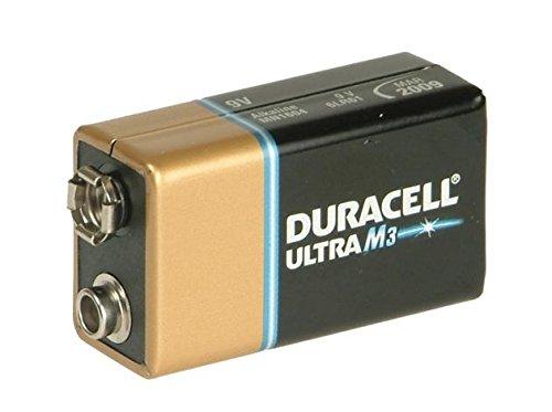 Duracell Ultra Power 9V