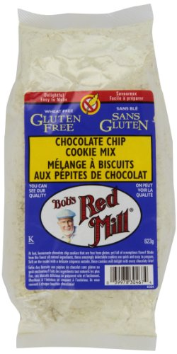 Bob's Red Mill Gluten Free Chocolate Chip Cookie Mix, 623 gm