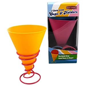 Back to Basics 2-Pack Silicone Cups and Holders, Colors may vary