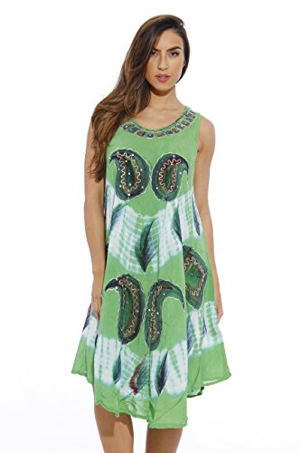 20806XX-3 Riviera Sun Plus Size Summer Dresses / Swimsuit Cover Up / Resort Wear
