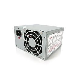 StarTech PW400DELL 400 Watt ATX 12V 2.01 Dell Replacement Computer PC Power Supply ATX