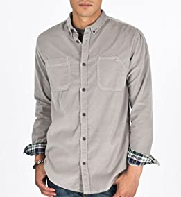 Arden Button Up Corduroy Shirt