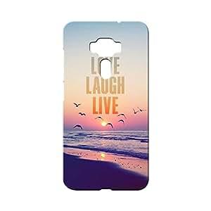 BLUEDIO Designer Printed Back case cover for Asus Zenfone 3 (ZE552KL) 5.5 Inch - G6973
