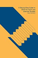 SPSS for Sport and Exercise Studies A Step by Step Guide by Nikos Ntoumanis