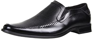 Stacy Adams Men's Sterling Loafer,Black,9.5 M US