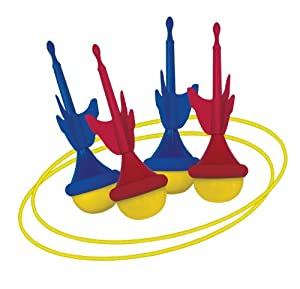 Amazon.com : Sportcraft Round Backyard/Lawn Darts : Sports & Outdoors