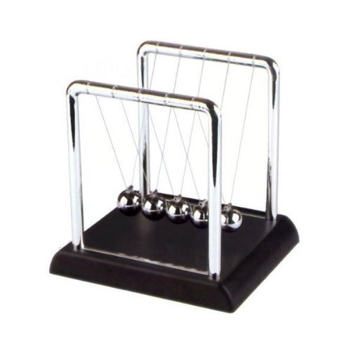 Newtons Cradle Balance Balls 7 1/4 inch - 1
