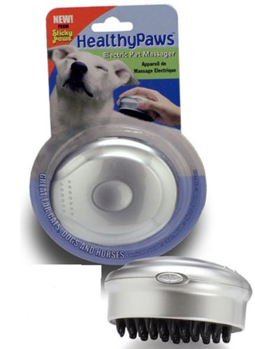 Healthy Paws Electric Pet Massager By Sticky Paws