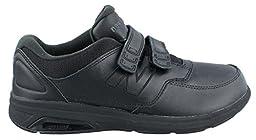 New Balance Men\'s MW813V1 Walking Shoe, Black, 11 2E US