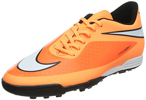 half off 68456 f7633 NIKE HyperVenom Phade TF/Turf Soccer Shoes 599844-800 (8.5) - Import It All