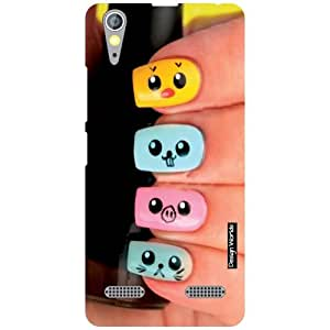 Design Worlds Lenovo A6000 Back Cover Designer Case and Covers