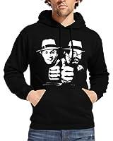 Bud Spencer und Terence Hill 4 Fäuste gegen Rio Kapuzensweatshirt Hoody #7 - viele Farben und Größen