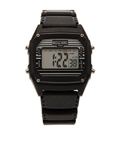 Moschino Teen Reloj Digital Teen Negro