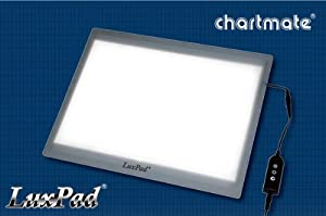 LuxPad LED A4 Light Box Light Tracer Tracing Board