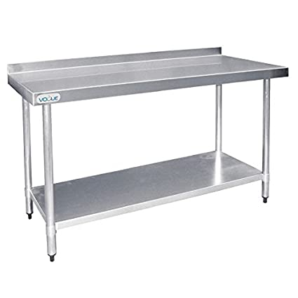 Vogue T383 Stainless Steel Table
