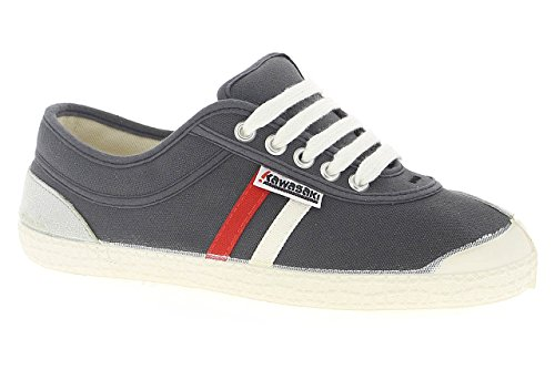 Kawasaki - Rainbow Retro, Sneakers, unisex, Grigio (Dark Grey, 644), EU 40