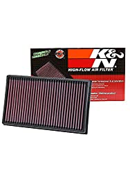 K&N 33-3005 Car Air Filter for Skoda Octavia (New)