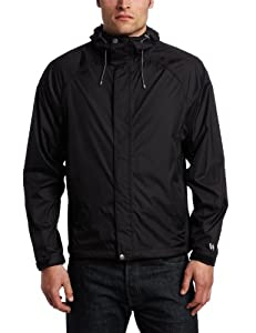 White Sierra Men's Trabagon Jacket (Black, X-Large)