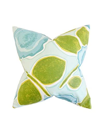 The Pillow Collection 18 Beale Pillow, Blue