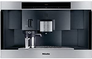 Miele : CVA2662SS 24 Built-In Nespresso Capsule Coffee System - Stainless Steel by Miele