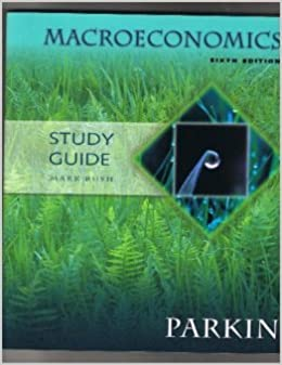 Macroeconomics Final Exam Study Guide Flashcards | Quizlet