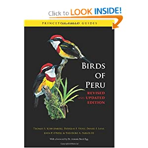 Birds of Peru: Revised and Updated Edition (Princeton Field Guides) download