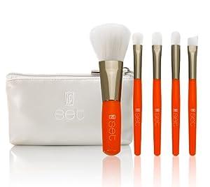 NP Set Brush Hour Orange Brush Set, 2.36-Ounce
