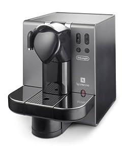 Nespresso Lattissima by De'Longhi EN690T, Titanium