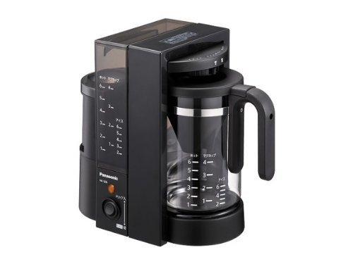 Panasonic Coffeemaker Black NC-S26-K by N/A