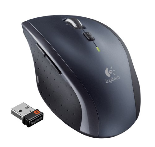 Logitech Wireless Marathon Mouse M705 With 3-year