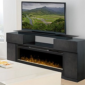 Dimplex Concord Electric Fireplace Entertainment Center image B008LBELU0.jpg