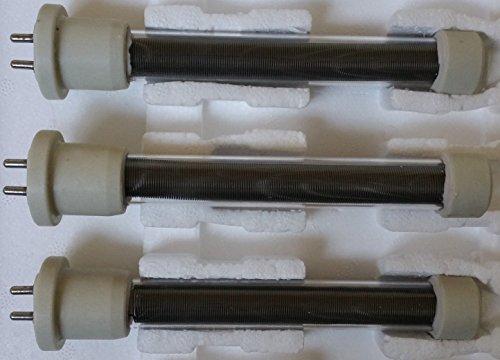 Complete Set of Longer Life Bulbs/Heating Elements 1500 watt EdenPURE GEN4 & USA1000 Bulb Kit Complete (Gen4 Heating Elements compare prices)