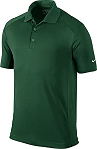 Nike Golf Men's Victory Polo Gorge Green/White L