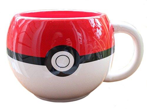 BSBL Pokemon Poke sfera Impugnatura in ceramica tazza di caffè tè Cup