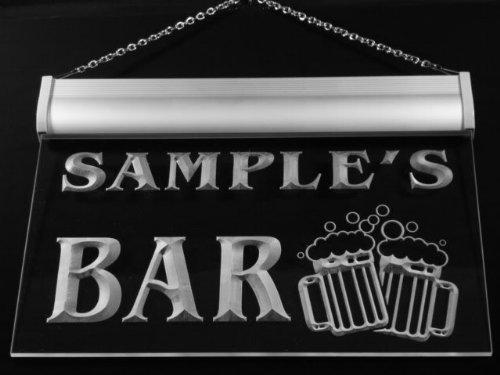 w075518-b FABI'S Name Home Bar Pub Beer Mugs Cheers Neon Light Sign
