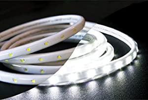 dimmable led strip lighting pure white superior to led rope musical. Black Bedroom Furniture Sets. Home Design Ideas